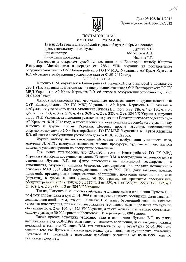ДУДНИК в СИЛЕ+15.05.12 г.